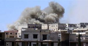 Hama'da misket bombalarıyla katliam: En az 50 ölü