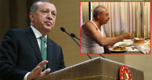 Kılıçdaroğlu'nun atletli fotoğrafına sert çıktı: Vatandaşıma hakaret