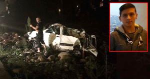 Babasının arabasını izinsiz alan çocuk kaza yaptı: 2 ölü