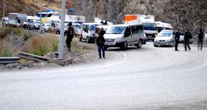 Karşısında polisi gören PKK'lı, paniğe kapılıp intihar etti