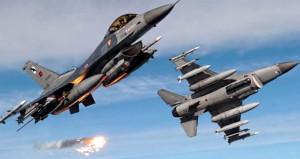 Kuzey Irak'a hava harekatı! 7 PKK'lı terörist öldürüldü