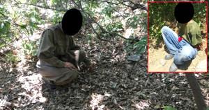 PKK'lı teröristler böyle yakalandı