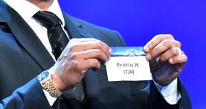Play-off bitti, gruplar tamam! İşte Beşiktaş'ın muhtemel rakipleri