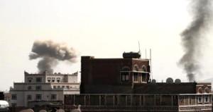 Suudi uçakları, Yemen'de oteli bombaladı: 30 ölü!