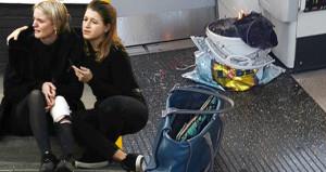 Terör, İngiltere'nin kalbini vurdu! Metroda patlama, yaralılar var