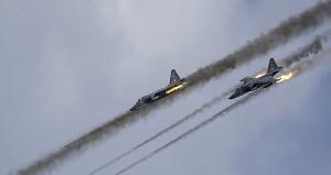 ABD duyurdu: Rus uçakları PKK'ya bomba yağdırdı!