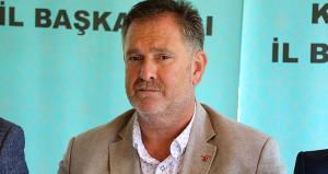 AK Parti Karabük İl Başkanı istifa etti!