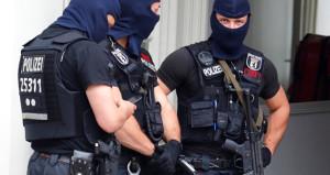 Berlin Emniyet Müdürlüğü soyuldu! Polis,
