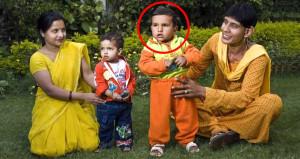 Dünyanın en uzun boylu bebeğiydi! Şimdi 8 yaşında