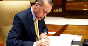 Erdoğan'dan gece yarısına kadar mülakat! 7 ile yeni başkan seçti