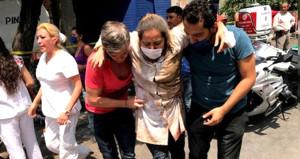 Meksika'da 7.1 ile sarsıldı, en az 47 kişi hayatını kaybetti!