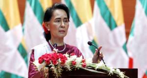 Myanmar liderinden pişkin sözler: Göçün sebebini anlamaya çalışıyoruz!