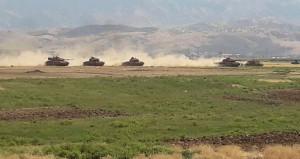 Irak sınırından sıcak kareler! Fotoğrafları TSK paylaştı