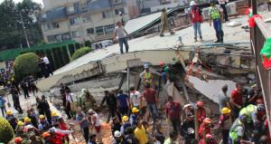 Meksika'da 7,1'lik deprem felaketi! Ölü sayısı her saat artıyor