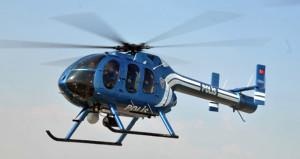 Niğde PMYO'da helikopter kazası: 1 polis şehit, 1 yaralı