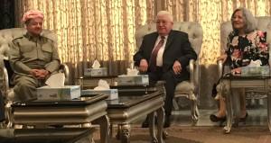 Referanduma 5 kala Barzani'den yeni adım! Kürt heyeti Bağdat'a gidiyor