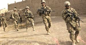 Sözde referandumu desteklemeyen ABD'den Barzani'ye özel kuvvet desteği