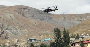 Tunceli'de filmleri aratmayan operasyon! Üst düzey PKK'lı öldürüldü