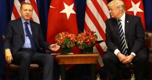 50 dakikalık zirve sonrası konuşan Trump: Erdoğan yakın arkadaşım oldu
