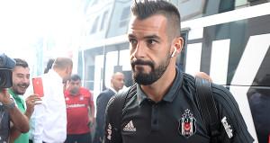 Beşiktaşlı Negredo, Galatasaray'da dalga konusu oldu