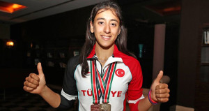 Dünya şampiyonu milli sporcunun Atatürk uğuru ortaya çıktı