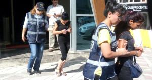 Hırsızlık için Türkiye turuna çıkan suç makineleri, yakayı ele verdi