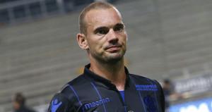 Kara listeye Sneijder'i de aldılar