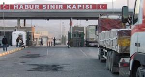 Kuzey Irak'a gözdağı! Habur Sınır Kapısı kapatılıyor