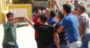 Okulda Suriyeli gerginliği!