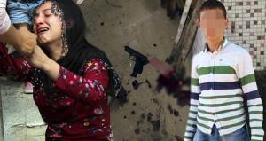 Okulu bırakıp hurdacılık yapan çocuk, başından vurulmuş halde bulundu