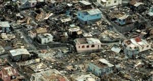 Önce Irma şimdi Maria! Kasırga, Porto Riko'yu yıktı geçti