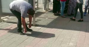 Sokak ortasında yürek sızlatan görüntü! Vatandaşlar bu halde buldu