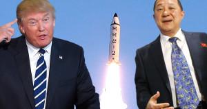 Trump'ın tehdidine Kuzey Kore'den şok benzetme: Havlayan köpek