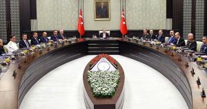 MGK'dan Barzani'ye uyarı çıktı: Türkiye haklarını saklı tutuyor