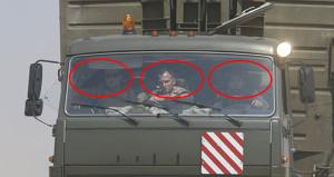 ABD'ye rest çektiler! Rus askerleri, Suriye'de sıcak bölgeye indi