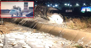 Atatürk Havalimanı'nda yanan jetin, dizi görüntüleri ortaya çıktı