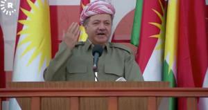 Barzani son mitingde noktayı koydu: Artık çok geç!