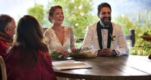 Erhan'la evliyken çekilen fotoğrafı, Gülben'i zora sokacak