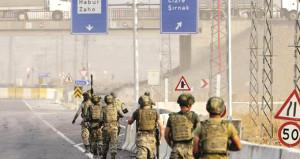 Irak sınırında mevziler hazır! Asker emir bekliyor