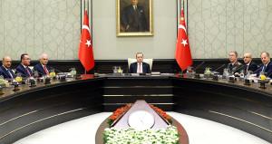 Kritik MGK'nın ardından Bakanlar Kurulu toplandı