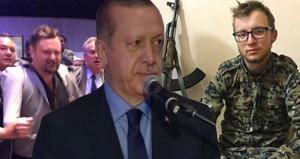Salona sızan teröristler içeri Erdoğan tişörtüyle girmişler