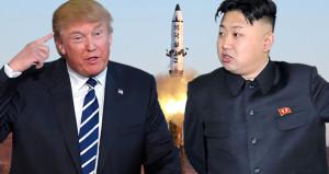 Trump'tan Kuzey Kore'ye: Deli adam, hiç görülmemiş şekilde sınanacak