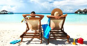 Yıllık gelir artan Türk milleti, tatile koştu