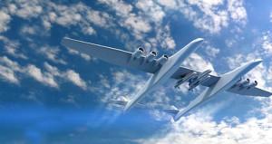 2 gövdeli dünyanın en büyük uçağının amacı belli oldu