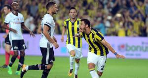 5 kırmızı, 3 gol! Kadıköy'de kral Fener