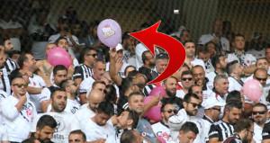 Beşiktaş'tan Fener'e sürpriz gönderme