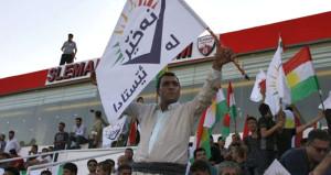 İlk oy kullanıldı, Barzani'nin referandumu resmen başladı