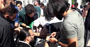Katledilen Suriyeli anne-kızın cenazesinde hem acı, hem öfke vardı