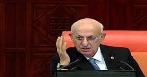 Mecliste gergin anlar! Kahraman, HDP'li Baydemir'i azarladı