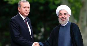 Erdoğan ve Ruhani'den telefonda referandum zirvesi